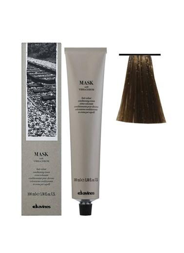 Davines Davines Mask Vibrachrom Saç Boyası 5,34 Açık Altın Bakır Kahve 100 Ml Renksiz